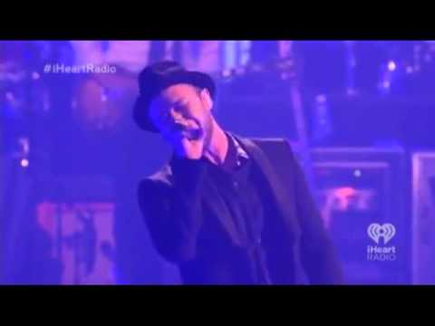 Justin Timberlake - Holy Grail (Live iHeartRadio Festival)