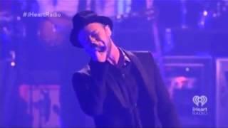 Justin Timberlake Holy Grail Live IHeartRadio Festival