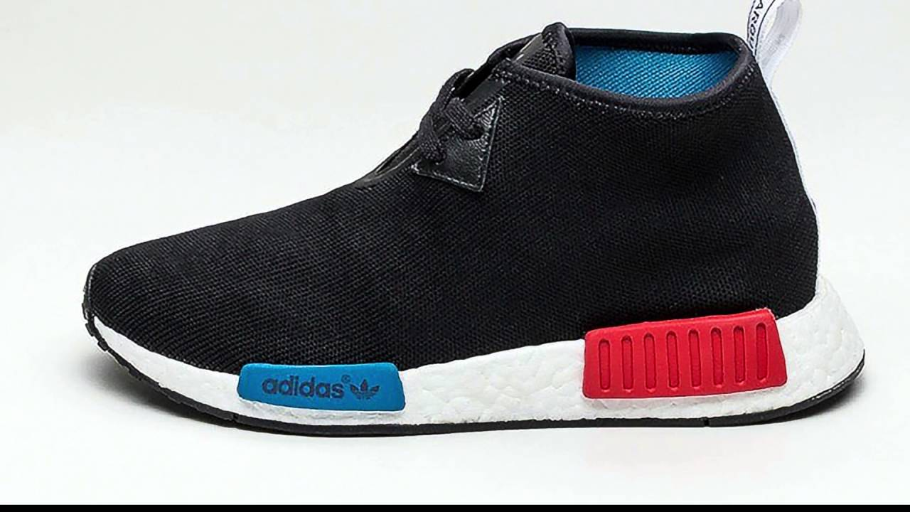The adidas NMD Chukka OG Is On Fire, No Matter How You Say It