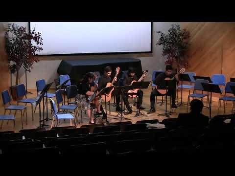 2019 HCCGEFC Bellaire High School Quartet