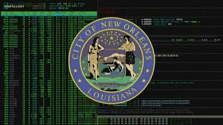 New Orleans government targeted in cyberattack; no ransom demanded