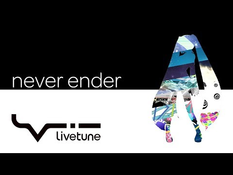 Mix - livetune - never ender