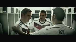 adidas - New Germany Jersey - World Cup 2014