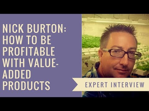 How to use Value-Added Products on your Farm for More Profits