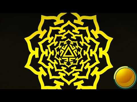 Gold Star Chakra (20 min) Etheric Chakra Balancing Meditation