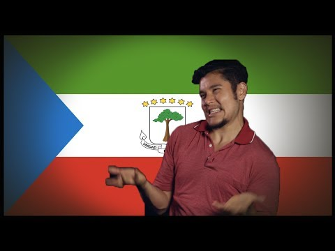 Geography Now! EQUATORIAL GUINEA (Flag Friday)