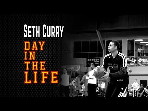 A Day in the Life of NBA D-League Star Seth Curry