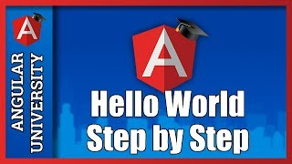 angular 2 tutorial for beginners hello world step by step build your first app
