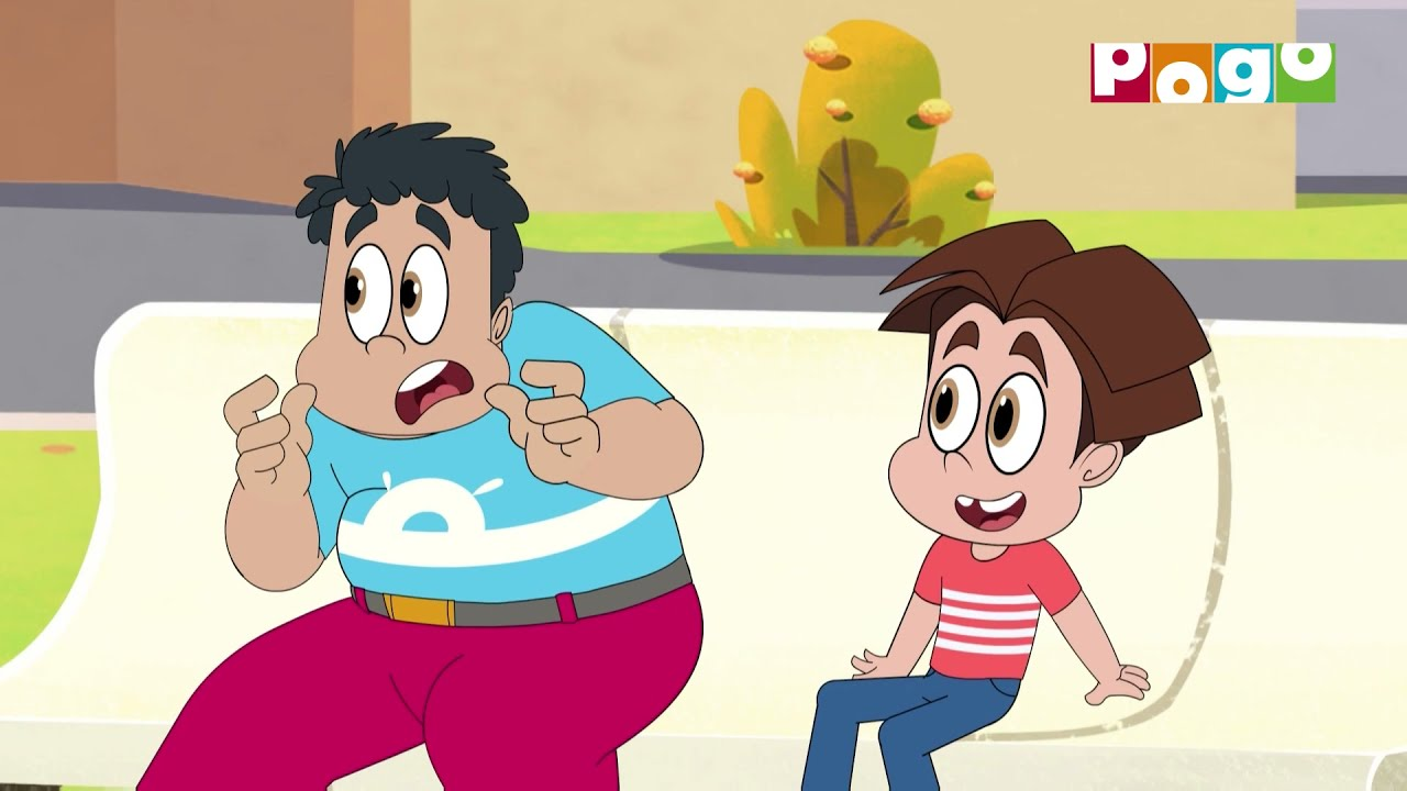 Titoo | Parents Competition | माता-पिता प्रतियोगिता | Video Stories for Kids | Pogo