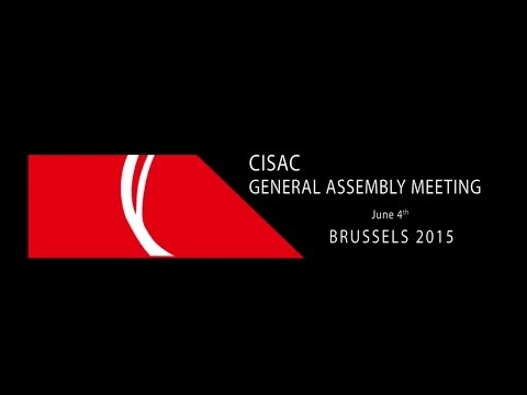 CISAC 2015 General Assembly in Brussels - English Subtitles
