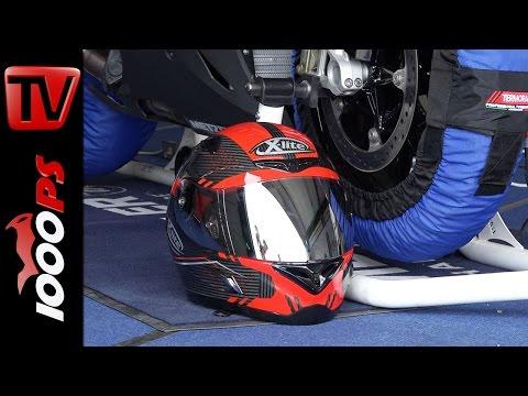 Nolan X-lite X-802RR Motorradhelm Test | Almeria 2016