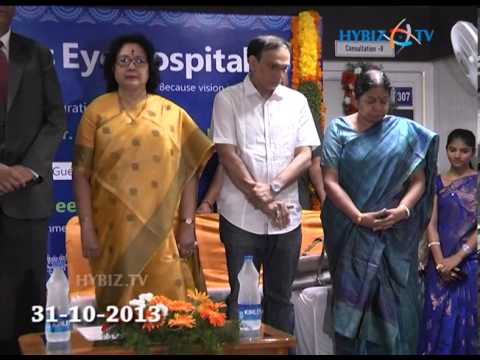 Dr Agarwal Eye Hospital Grand Inauguration