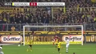 боруссия Дортмунд 4:1 Боруссия М Обзор матча