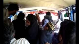 Public Transport in Punjab Pakistan