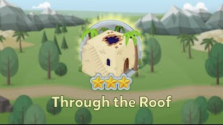 Through the Roof | BIBLE ADVENTURE | LifeKids