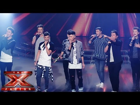 Stereo Kicks singThe Beatles' Let It Be/Hey Jude (Medley) | Live Week 3 | The X Factor UK 2014
