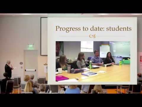 Andrew Schepard: Interdisciplinary Learning Through the RCSDF at the University of Denver