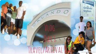 Orlando Vlog Travel/Arrival Day