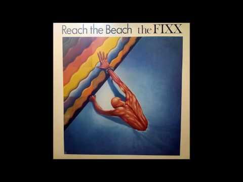The Fixx - Reach the Beach  /1983 LP Album