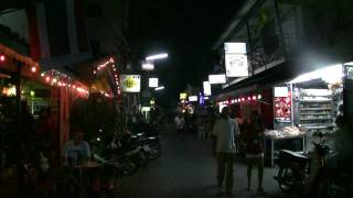 video essay 15 Night of Hua Hin ホアヒン world travel video