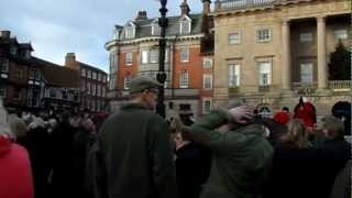 Against South Notts Hunt visiting Newark-On-Trent