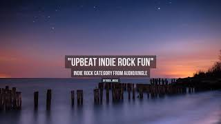 Upbeat Indie Rock Fun - Music from Audiojungle