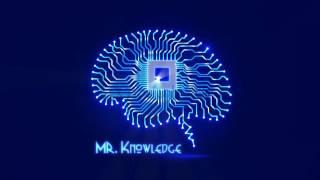 Mr knowledge Channel Logo
