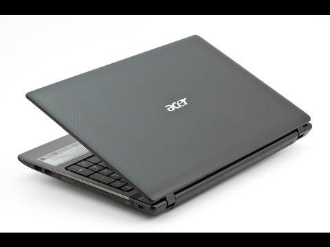 Ремонт ноутбука Acer Aspire