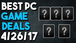 Top 5 PC Game Deals of the Week 4/26/17 - F.E.A.R. Bundle, Batman and More!