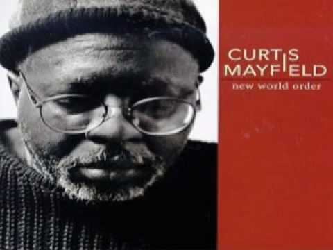 Curtis Mayfield & Lauryn Hill ~ Here But Im Gone