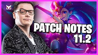 Nerf a Olaf e Aatrox! - Analisi Patch 11.2 League of Legends
