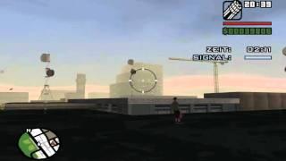 Let's Play - GTA San Andreas - Part 49 - Air Raid