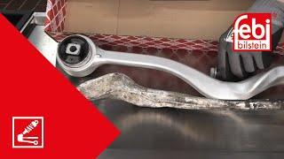 [EN] BMW E39 front control arm replacment - febi bilstein