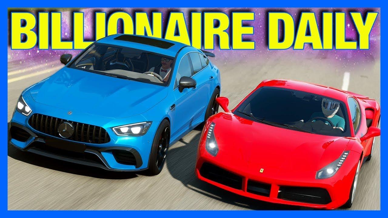 Forza Horizon 4 Online : Billionaire's Daily Driver!! thumbnail