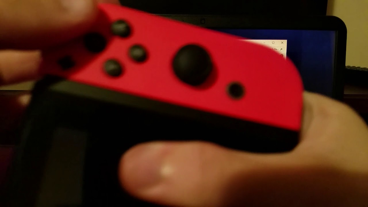 Nintendo Switch Joy-Cons on PC