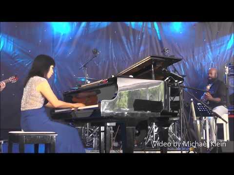 The Edge Of Twilight  Keiko Matsui at 2 Algarve Smooth Jazz Festival 2017