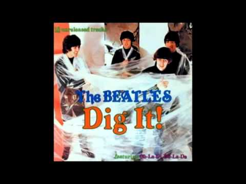 Dig it - The Beatles - Fausto Ramos