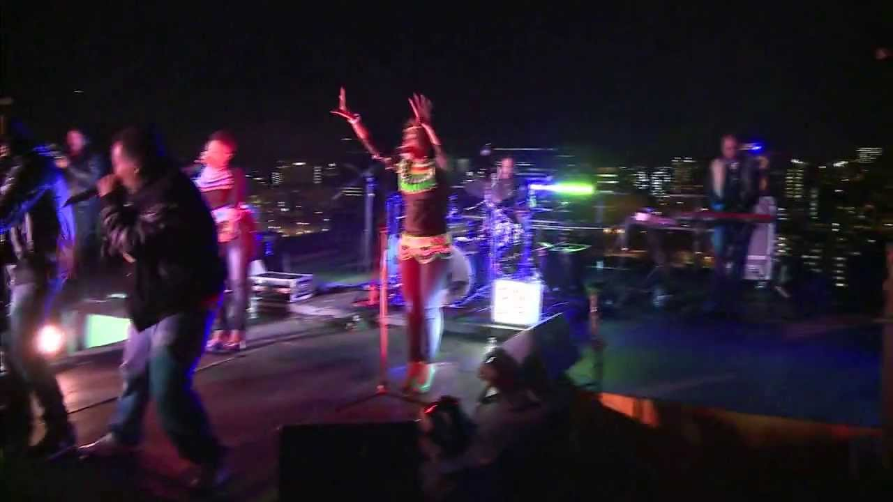 Delightful Sky Room Live Part - 5: Ramon Sampson Drum Solo On SKYROOMLIVE In Joburg South Africa