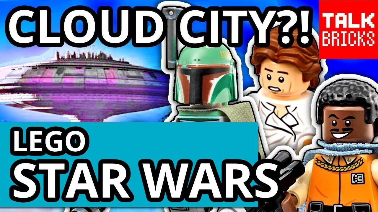 LEGO 2018 UCS CLOUD CITY COMING SOON?! LEGO Ideas Review Rumors