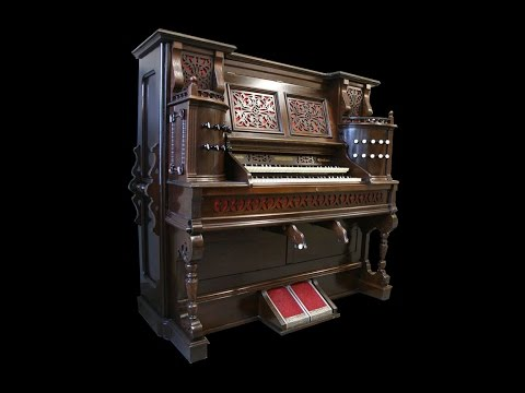 How Great Thou Art (O Store Gud) - 2M Doherty Victorian Reed Organ