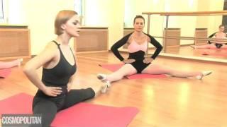 Уроки балета. Занятие 5