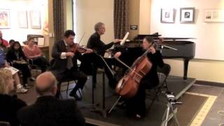 Beethoven Piano Trio in C minor - Opus 1, no.3 - 1st mvtment
