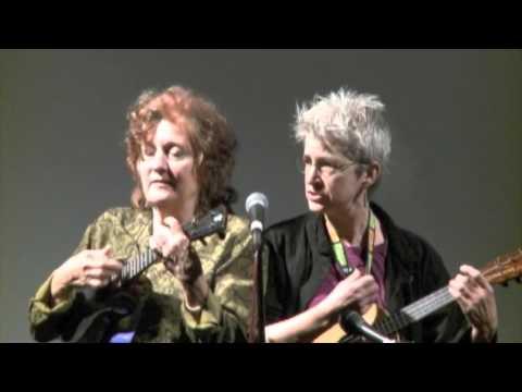 Sandy Stone Keynote performance, Gender Bodies & Technology 2014