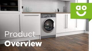 Hotpoint Washing Machine  NM10944GSUK Product Overview | ao.com