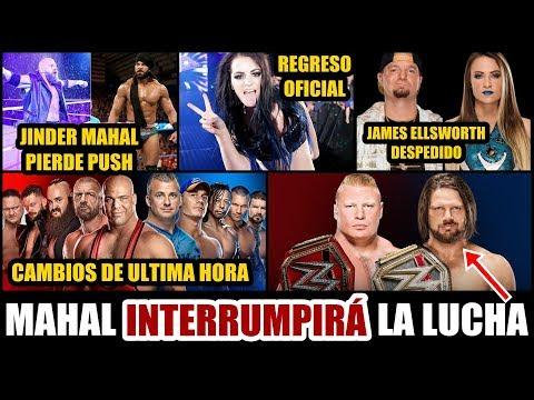 WWE Noticias: PREDICCIONES, BROKEN MATT HARDY EN DICIEMBRE, WWE DECEPCIONADA DE LA INDIA Y MAS!