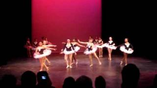 Contra Costa Community College Dance performance @