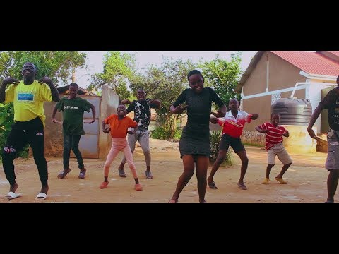 Kyosaba (Dance Video) - Chosen Becky 2019 Uganda New Music