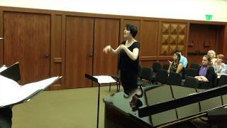 Shenandoah || Choral Lab Spring 2017
