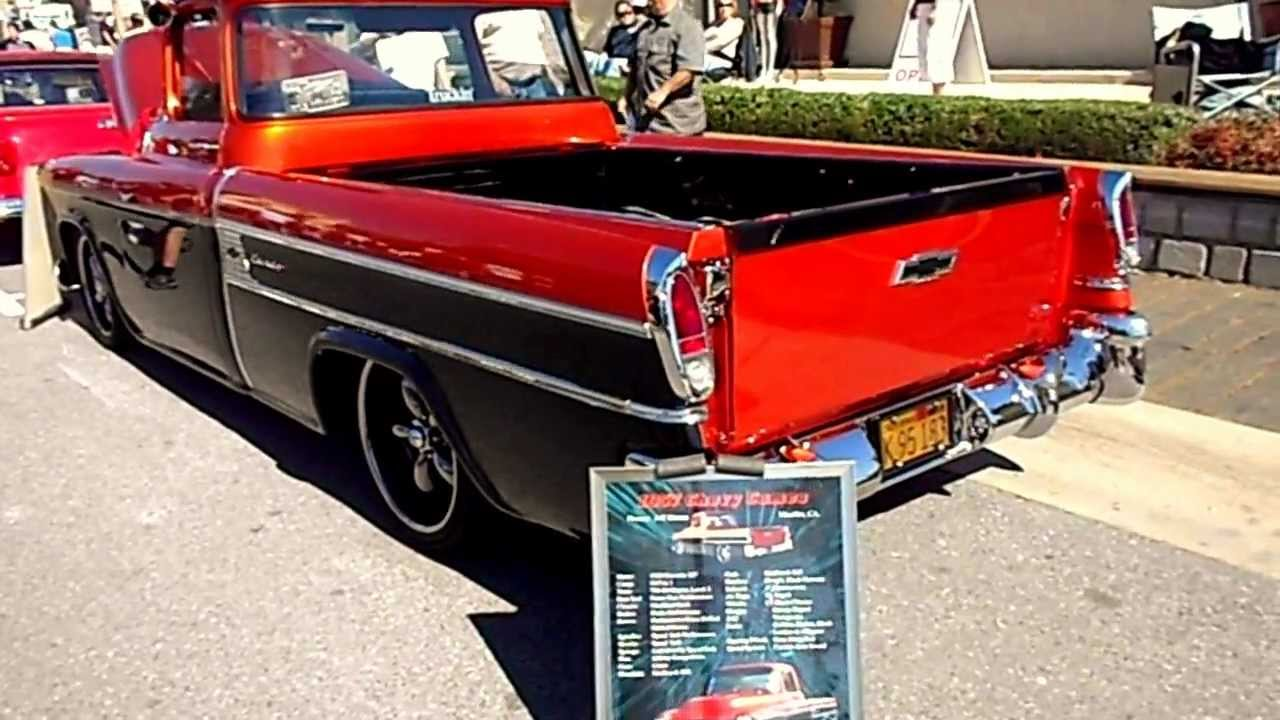 All Chevy 58 chevy bel air : 57 Chevy Cameo & '58 Chevy Bel Air - YouTube