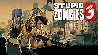 Stupid Zombies 3 iPhone Gameplay